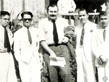 HemingwayManila