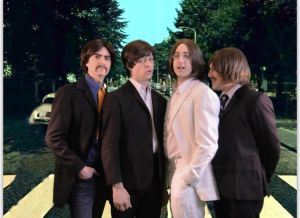 Picture-'Britain's Finest' Beatles tribute band