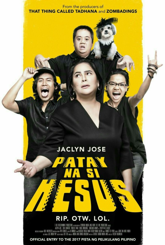 Patay Na Si Hesus Movie Poster Jpg